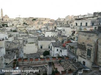 Sassi di Matera - Maurizio e Annamaria
