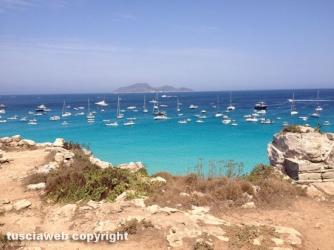 Favignana, Cala Rossa, Isole Egadi - Arnaldo Rossi