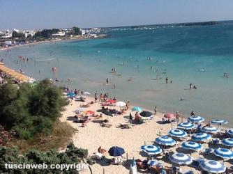 Porto Cesareo - Puglia - Silvia Candy