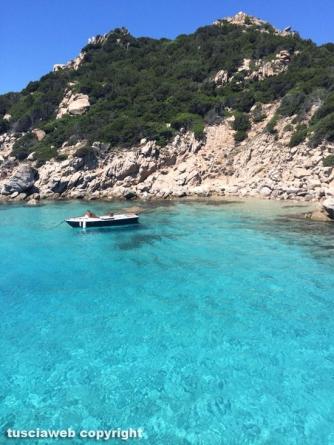 Spargi - Arcipelago Maddalena - Fabio e Ludovina