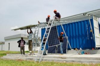 Fotovoltaico trasportabile per aiutare l\'Africa