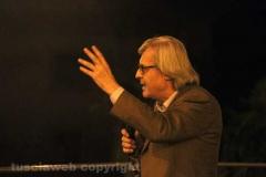 L\'incontro con Vittorio Sgarbi