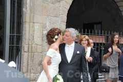 Francesca Arena e Piermaria Cecchini sposi a Pianoscarano