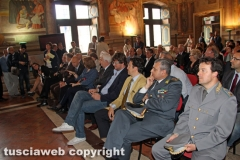 Viterbo  - Franceschini a palazzo dei Priori