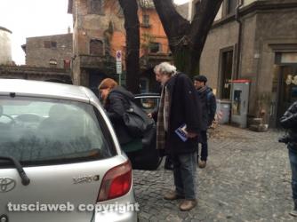 Francesco Guccini a Piazza della morte