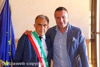 Franco Caprioli e Alberto Cataldi