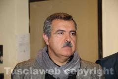 Il capo della sezione reati contro il patrimonio della squadra mobile, il sostituto commissario Marco Buttinelli