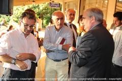 Viterbo - Gasbarra  e Fioroni