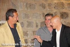 Gianfranco Fini a Viterbo