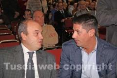 Andrea Danti e Felice Casini