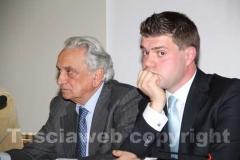 Rodolfo Gigli e Alessandro Romoli