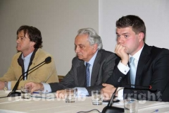 Francesco Bigiotti, Rodolfo Gigli e Alessandro Romoli