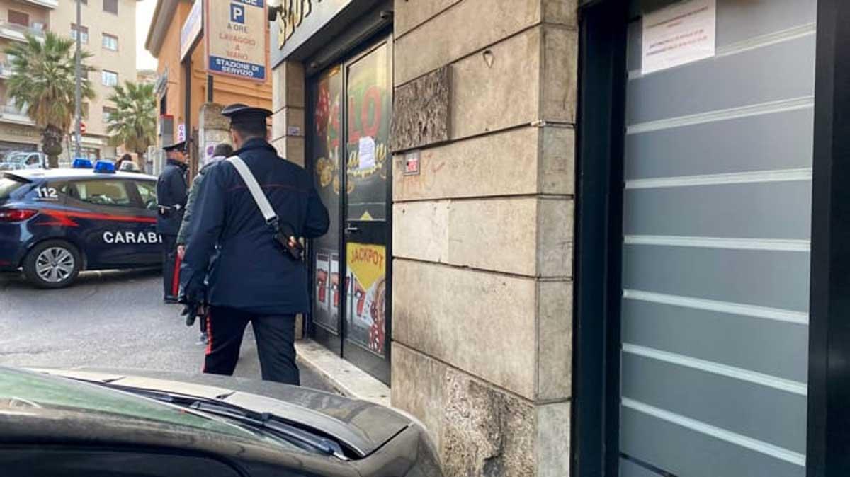 Gioco d'azzardo e criminalità, 38 arresti