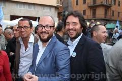 Mauro Rotelli e Giuseppe Talucci Peruzzi