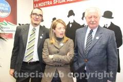 Giorgia Meloni a Viterbo