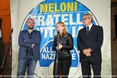 Elezioni - Giorgia Meloni a Viterbo