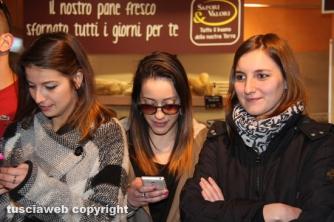 Giorgione al Simply market