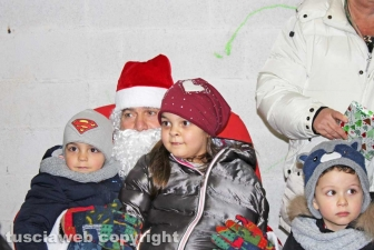 Giovanni Arena Babbo Natale