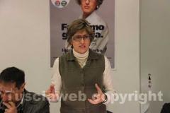 Giulia Bongiorno a Viterbo