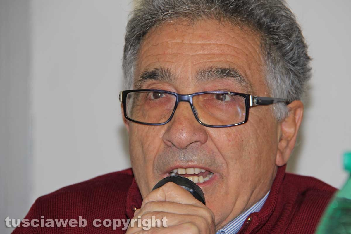 Giuliano Poletti a Grotte Santo Stefano