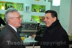 Giullio Tremonti e Giulio Marini