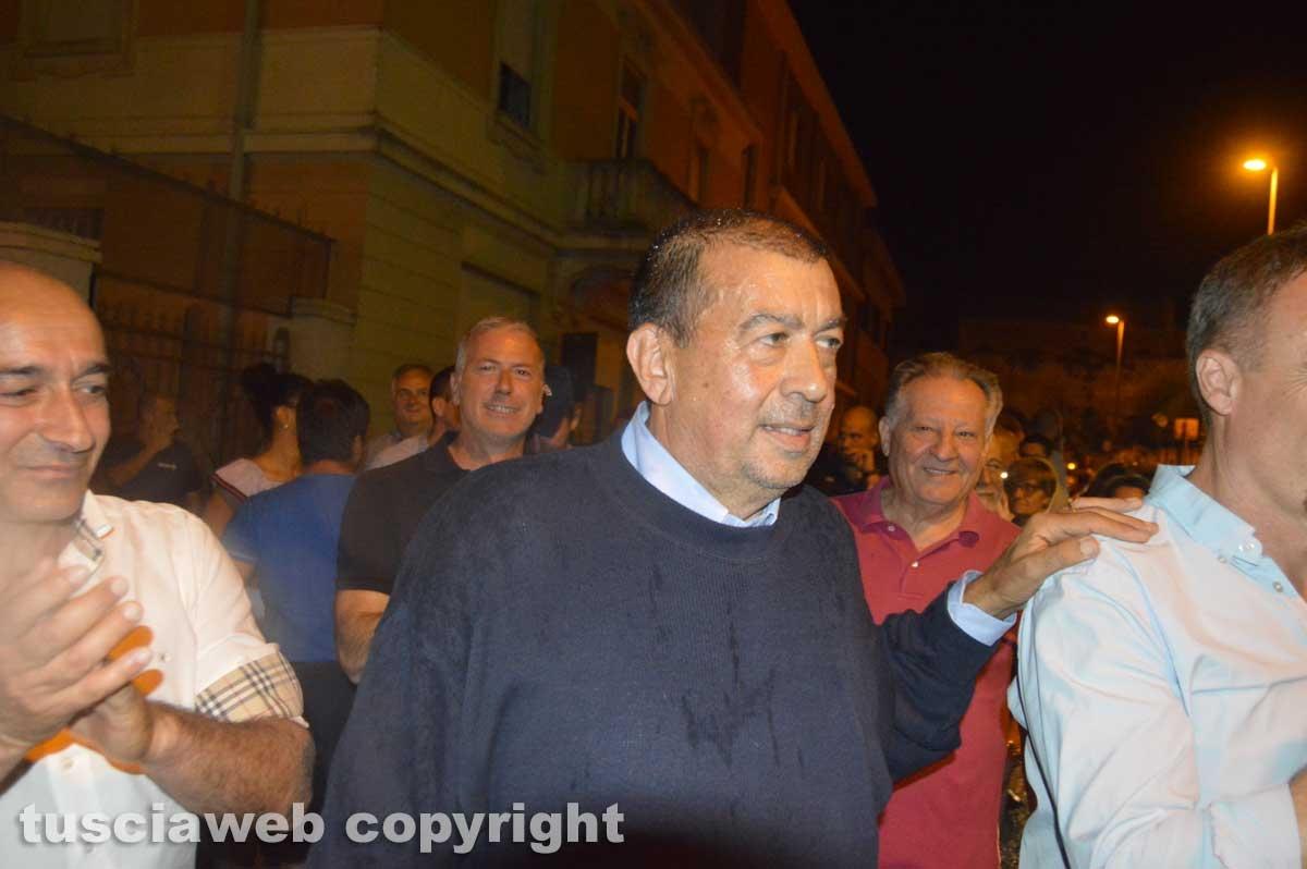 Tarquinia - Alessandro Giulivi sindaco - I festeggiamenti