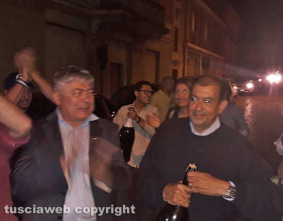 Giulivi sindaco di Tarquinia - La festa in piazza