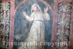Gli affreschi di Palazzo Spreca tornano a Viterbo