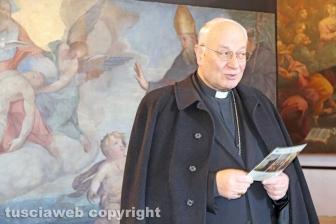 Gli affreschi restaurati di Santa Maria in Volturno