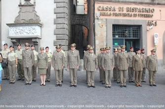 La cerimonia di saluto del 15esimo corso Ardire