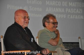 Tuscia Film Fest - Marco Muller e Massimo Gaudioso