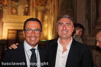 Andrea De Simone e Giuseppe Crea