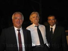 Maurizio Federici, Nino Benvenuti e Enrico Maria Contardo