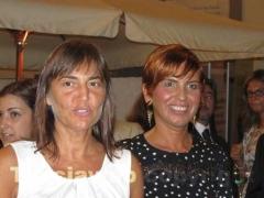 La governatrice Renata Polverini e l\'assessore Angela Birindelli
