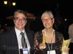 I consiglieri comunali Linda Natalini e Roberto Talotta