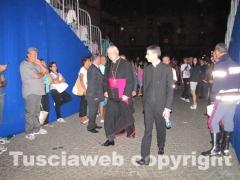 Il vescovo Fumagalli entra in prefettura