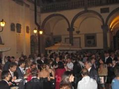Gli ospiti di Palazzo dei priori
