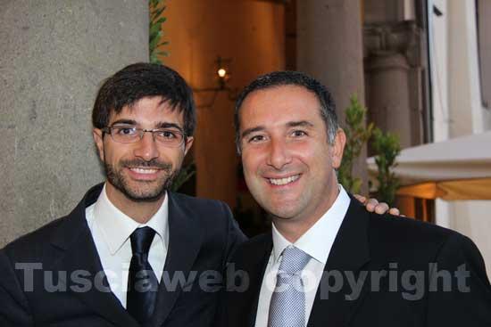 Daniele Sabatini e Francesco Giorgio