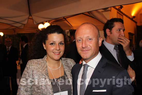 Chiara Frontini e Luigi Maria Buzzi