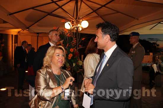 Maria Antonietta Russo e Gianmaria Santucci