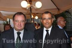 Massimo Fattorini e Enrico Maria Contardo