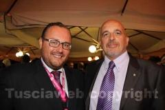 Paolo Bianchini e Stefano Signori