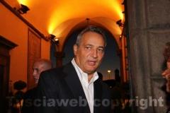 Il giornalista Claudio Brachino