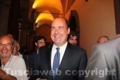 Il governatore del Lazio Nicola Zingaretti