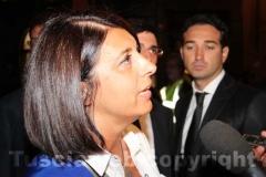 Roberta Angelilli, vice presidente della Commissione Europea