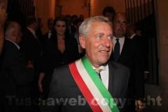 Il sindaco Michelini
