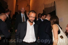 Il segretario provinciale del Pd Andrea Egidi