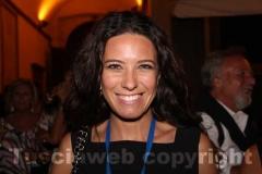 Il consigliere comunale Antonella Sberna