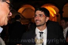 Il consigliere regionale Daniele Sabatini