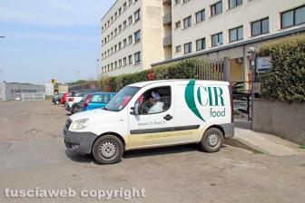 Gli studenti di via Cardarelli tornano a casa